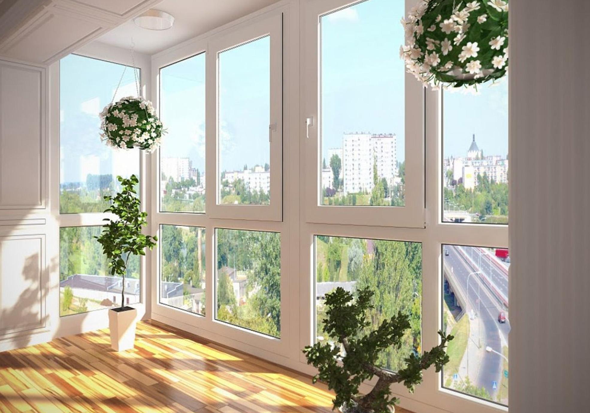 Выбираем окна для своей квартиры.